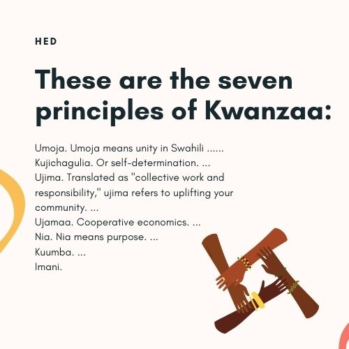 7 principles of kwanzaa images