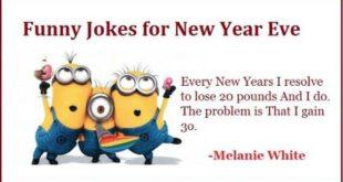 happy new year jokes 2021