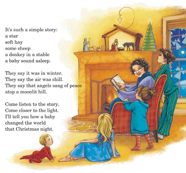 merry christmas poems