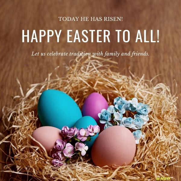 Easter day wishes pictures