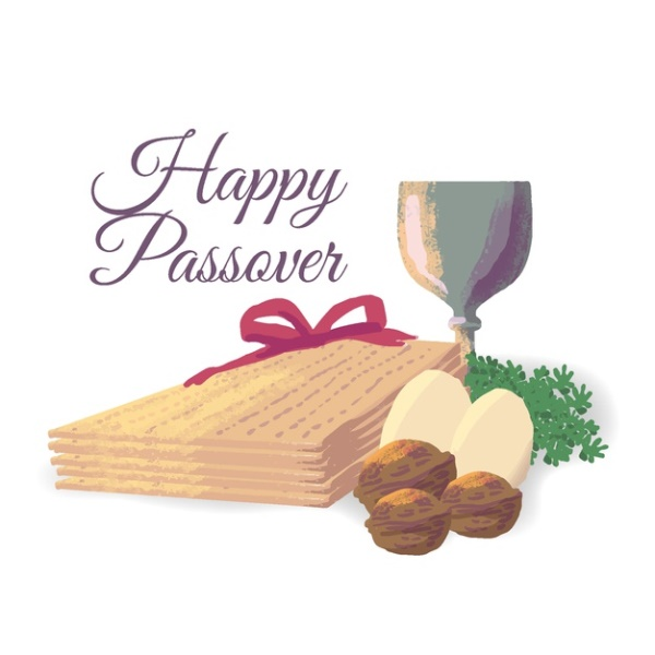 Passover vectores