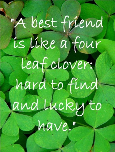 St Patrick's Day wishes messages