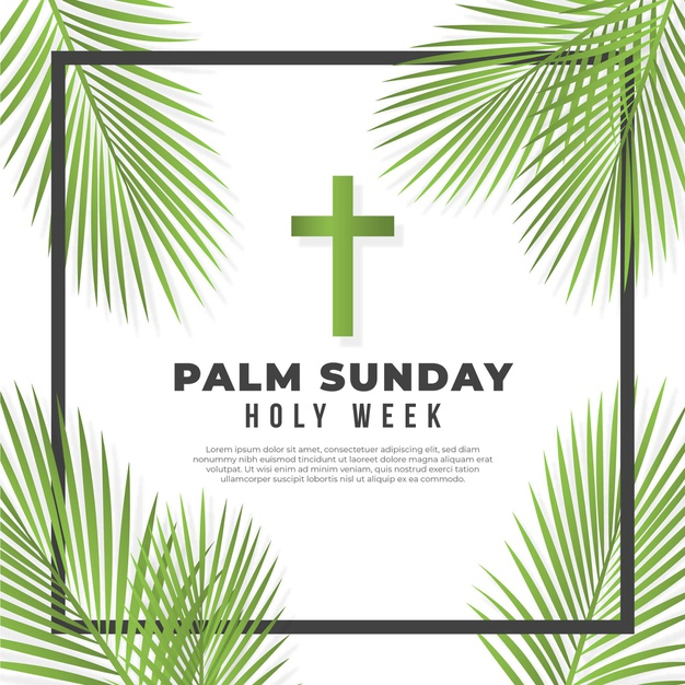 happy palm sunday pictures